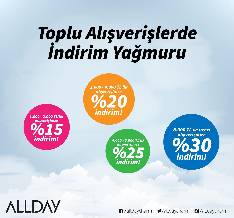 Allday Kampanyaları