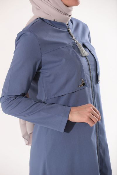LINED TOPCOAT