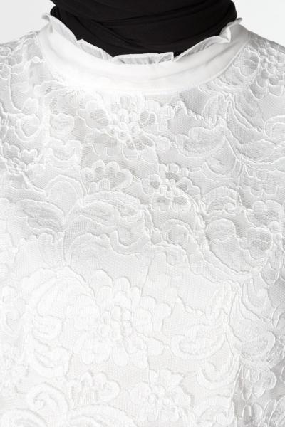 Astarlı Pliseli Tunik