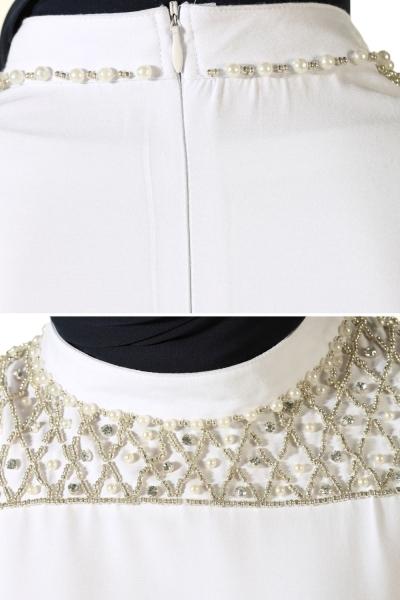 Diamond Pattern Tunic