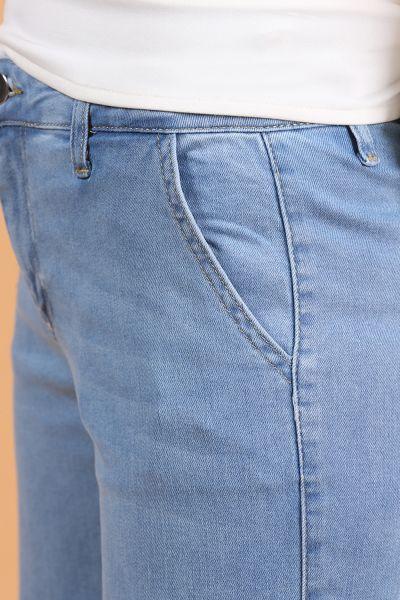 One More Bol Paça Kot Pantolon