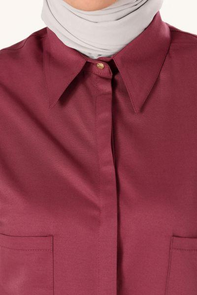 Cepli Gömlek Tunik
