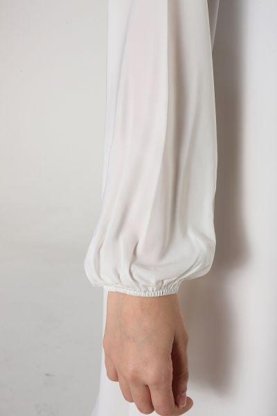Düğmeli Cepli Salaş Tunik Gömlek