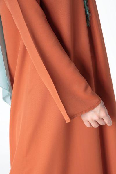 BIKE NECK DRESS