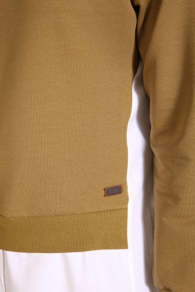 Yarece Gömlek Garnili Düğmeli Tunik