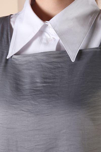 Gömlekli Garnili Takım