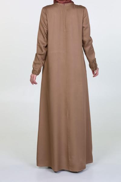 Doğal Kumaş Elbise