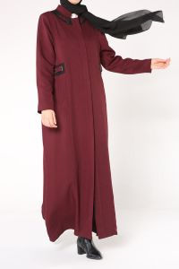 PLUS SIZE OVERCOAT