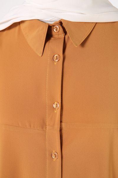 Salaş Gömlek Pantolonlu Takım