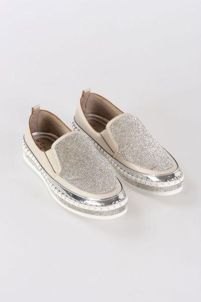 Taşlı Ayakkabı