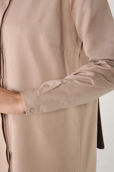 Uzun Yazlık Gömlek Tunic