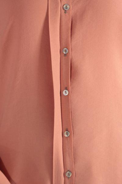 Tam Patlı Uzun Gömlek Tunik