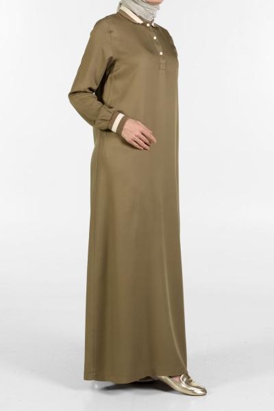 Polo Yaka Elbise