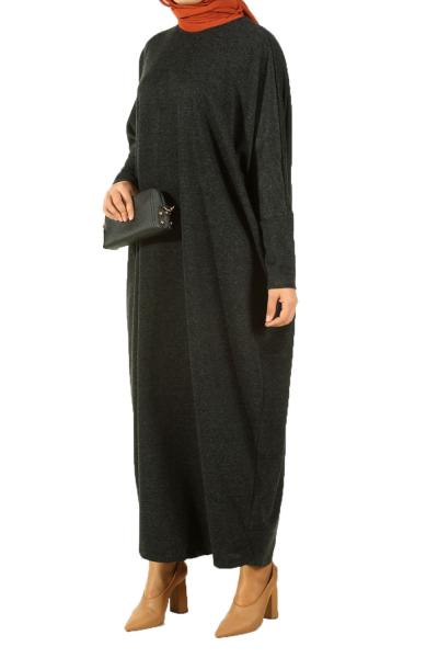 Yarasa Kol Salaş Elbise