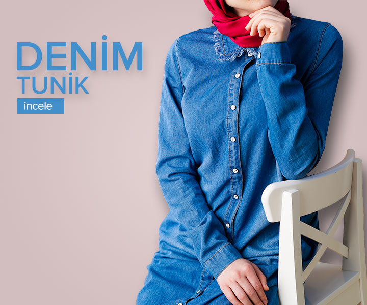 Denim Tunik